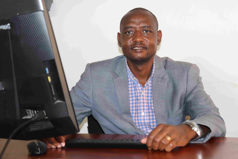 Mr Daudi Mnyanghwalo