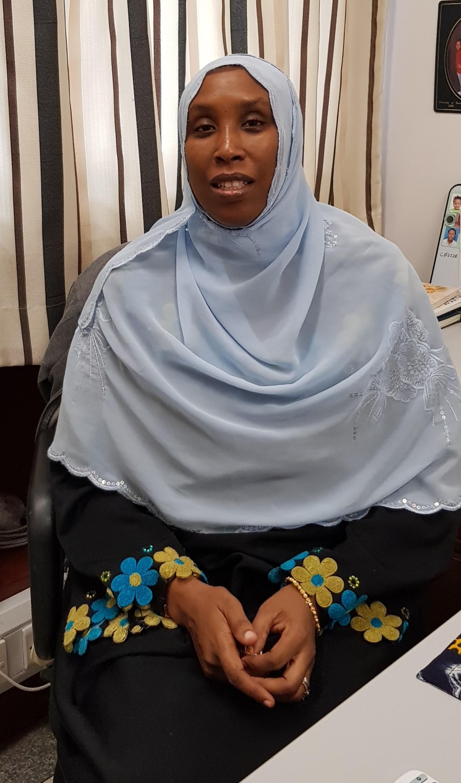 Dr Fatuma Simba