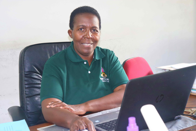 Dr Ellen A. Kalinga