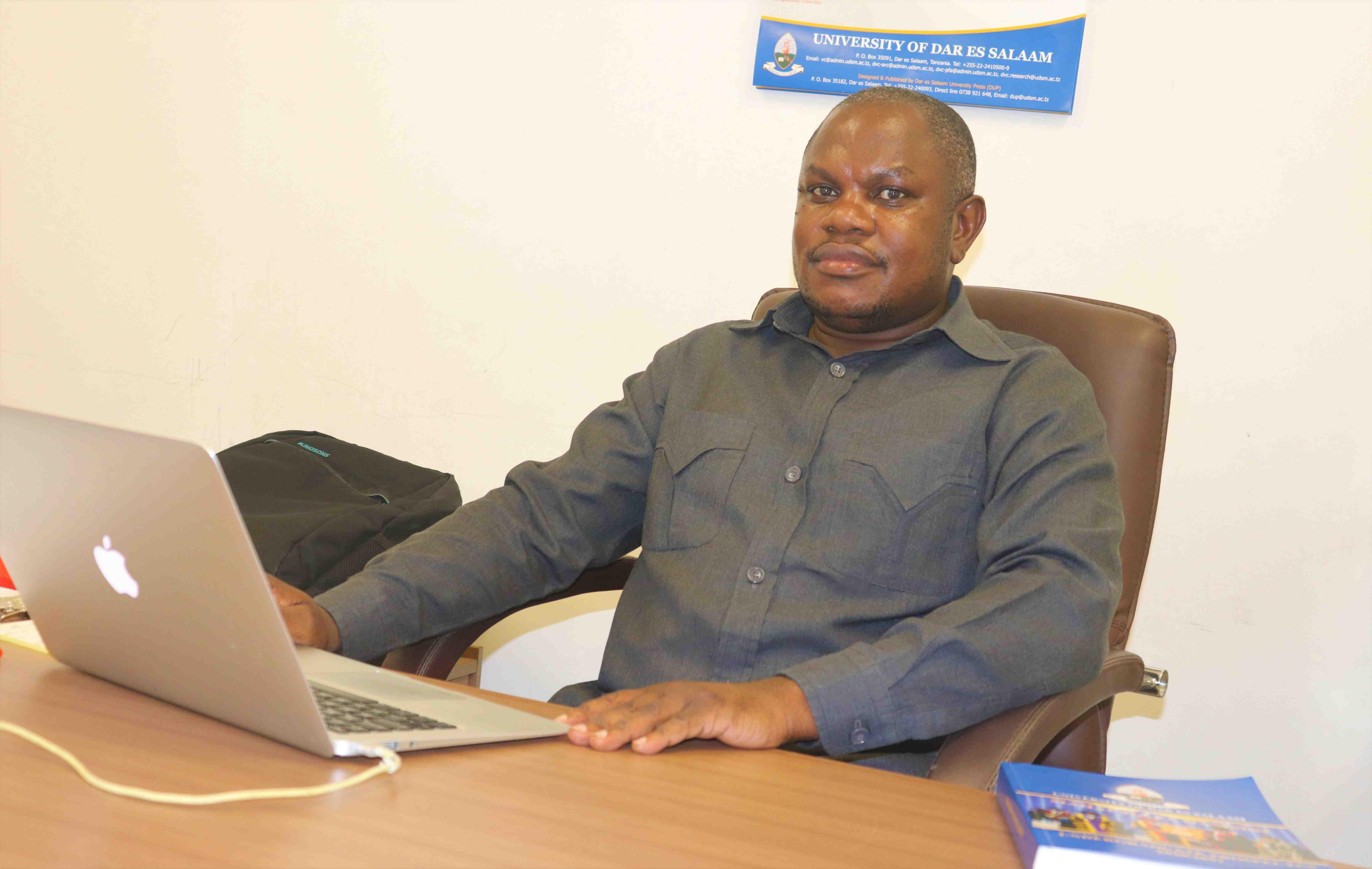 Dr Juma H. Lungo