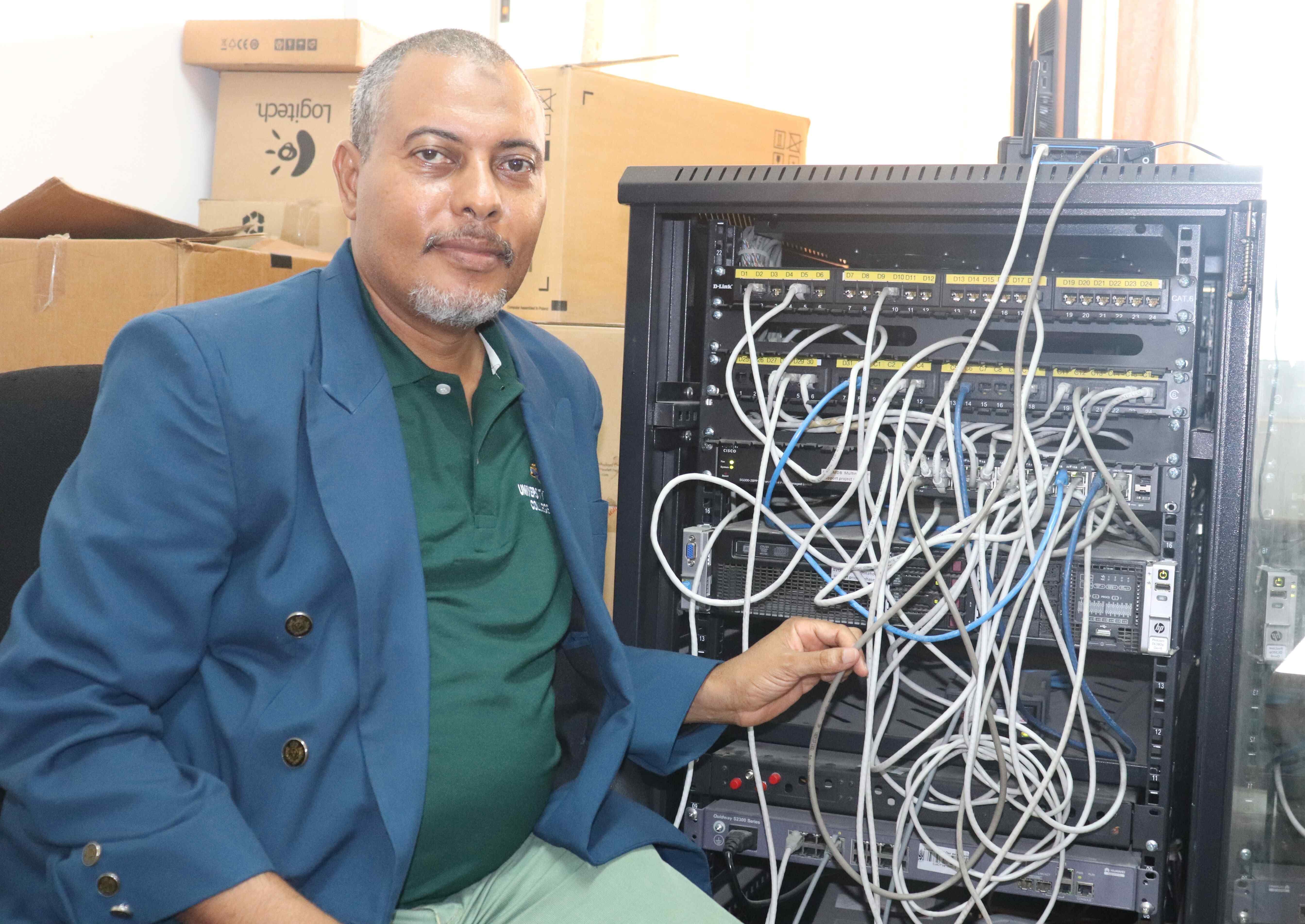 Mr Hilal S. Mohamed