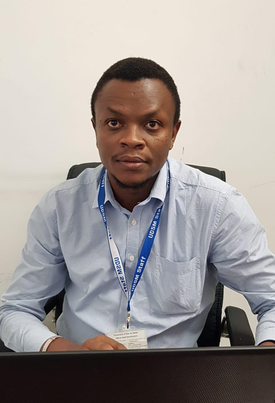 Mr Anthony Kigombola